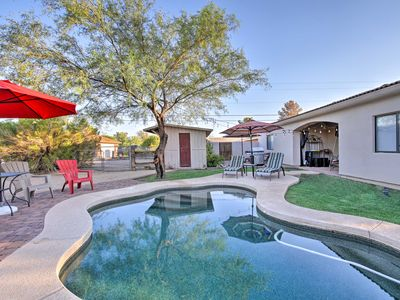 Photo for NEW! Scottsdale Home w/Private Pool & Backyard!