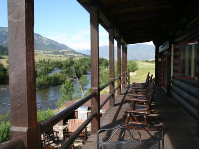 Photo for Executive Lodge -1 mile Stillwater River-Two Rivers Lodge-Montana fly fishing