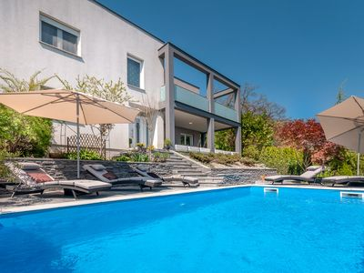 Photo for Modern villa with a beautiful view. A perfect choice for a family vacation!