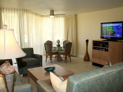 Photo for Beachfront 2Bd/2Ba Condo In South Padre! Spring Breakers Welcome!