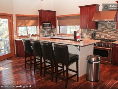 Photo for True Vacation Home - Fully remodeled 6BD/4BR, hottub, sauna, Chef's Kitchen