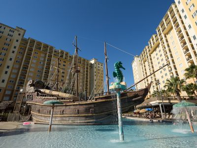 Photo for From $99 10min to Disney, Fireworks view, Pirate Pool, NETFLIX & PlayStation 4!