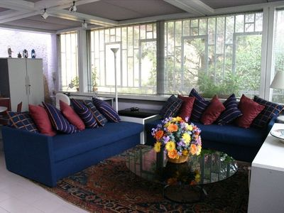 Photo for Beautiful Studio in Mexico City Overlooking Chapultepec Park