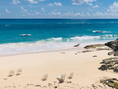 Photo for Private Beach and Pool 1 Bedroom at Cliffs of Marley