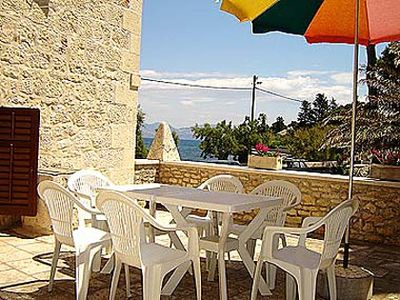 Photo for Apartment Piv  A1(6)  - Sutivan, Island Brac, Croatia