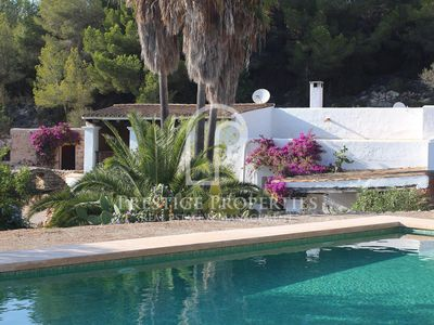 Photo for CAN GIBER - Country house for 12 people in San Mateo/ Sant Mateu d´Albarca