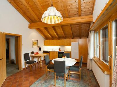 Photo for Holiday apartment Pontresina for 2 - 4 persons with 2 bedrooms - Holiday apartment in a two family h