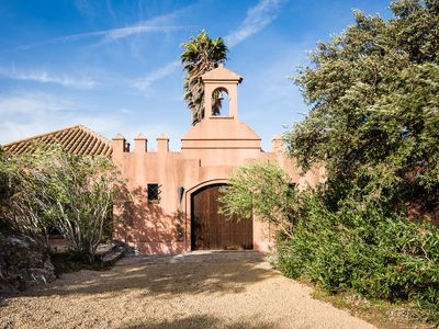 Photo for Hacienda With Private Pool and Magnificent View Over the National Park