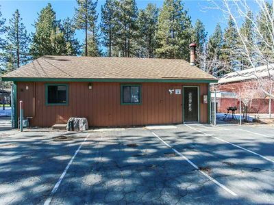 Photo for Cozy Bear Lodge B - Walk to Lake, Close to Slopes, WiFi!