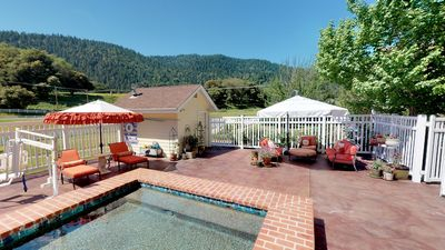 Photo for Ammon Ranch House - River views & access, pool, jacuzzi + 6 & 7th Night Free!