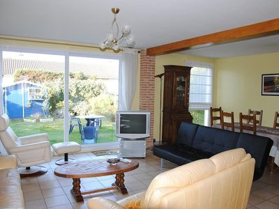 Photo for Charming House for 8 people 2 steps from the beach of Malo Les Bains