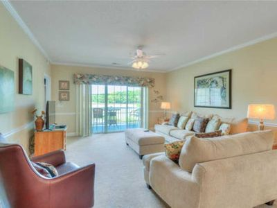 Photo for PREMIERE PROPERTY! Amazing Lake & Golf Course View!