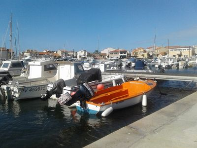 Photo for Gaby Gite T3 facing the sea feet in the water in Provence, Blue Coast CARRO