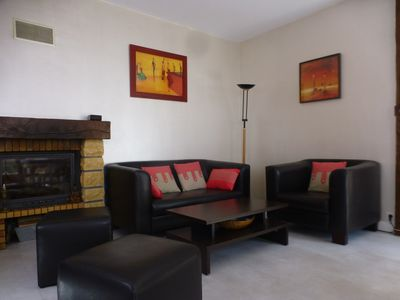 Photo for Large House residential area 150 meters from the beach