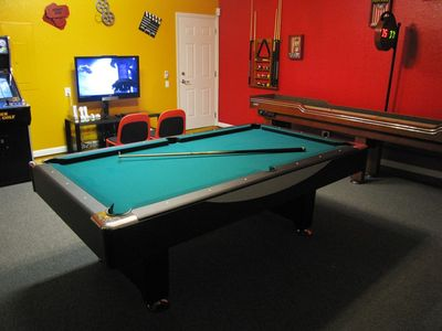 Photo for Newly Renovated- South Facing Pool -Air-Conditioned Game Room- 2 miles to Disney