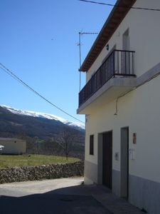 Photo for Rural house (full rental) La Fuente de la Covatilla for 8 people