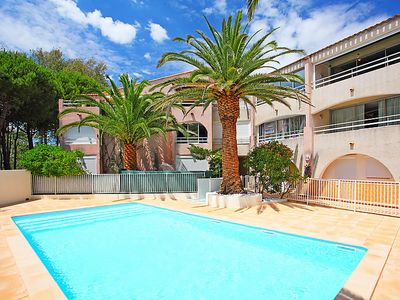 Photo for Apartment Le Florid in Cap d'Agde - 6 persons, 1 bedrooms