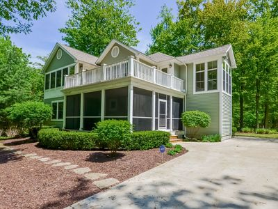 Photo for Saugatuck Beach Home