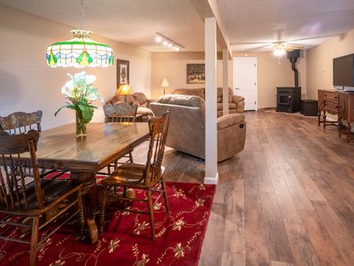 Photo for The Hideaway at Silver Saddle is a spacious, newly opened vacation rental!