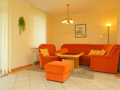 Photo for close to the beach 3-room apartment with terrace, park, playground, in the center
