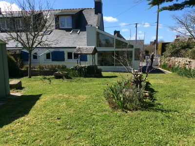 Photo for Very pleasant house near the port of Vieux Passage in, Plouhinec