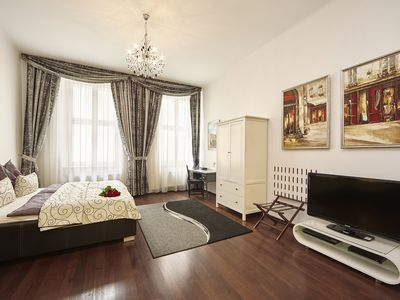 Photo for ''Santa Maria'' our apartment  just 5 minutes walk to St. Stephen Cathedral