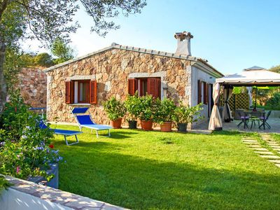 Photo for Vacation home Stazzu Fioritu  in San Teodoro (OT), Sardinia - 7 persons, 2 bedrooms