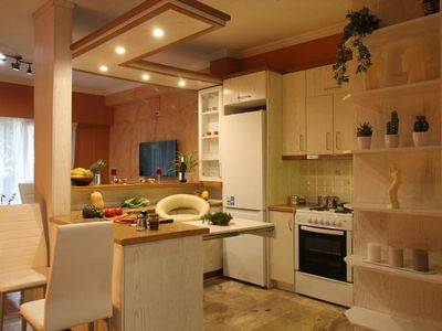 Photo for Best Location New Apartment at Acropolis