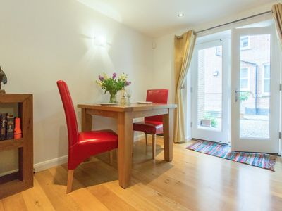 Photo for Stones Throw -  A charming apartment just a 'Stones Throw' away from the beach