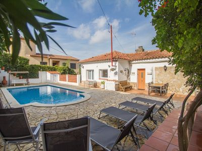 Photo for Club Villamar - Cozy villa for rent with private pool situated in a quiet urbanisation