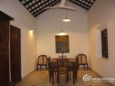 Photo for Gamagewatta House    Old colonial house for a peaceful stay in Unawatuna