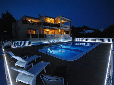 Photo for ET-0302-E  EXCELLENT VILLA IN SAN ANTONIO WITH LOVELY SUNSET VIEWS
