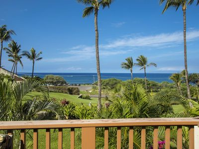 Photo for Maui Kamaole #H-205 2B/2Ba 3 Mins to Beach Low-Density Property, Ocean View!