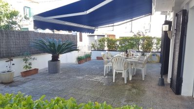 Photo for 4 bedroom Apartment, sleeps 8 in Llafranc with Air Con and WiFi