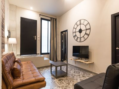 Photo for Cozy & Wood Historic Center - Apartment for 4 people in Málaga