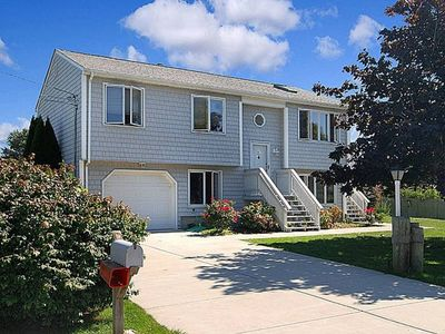 Photo for Beautiful Sand Hill Cove Family Home- Walk to Roger Wheeler Beach & Restaurants!
