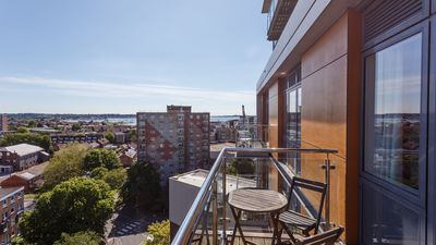 Photo for Tides, Poole - Two Bedroom Apartment, Sleeps 4