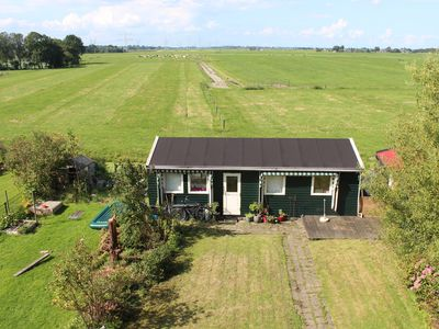 Photo for Charming cottage in the green dike in Durgerdam (Waterland) near Amsterdam