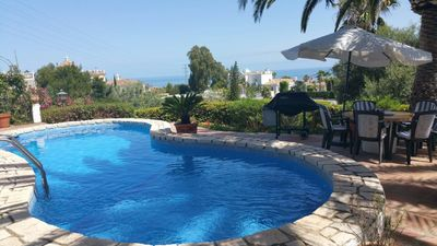 Photo for Beautiful property with private pool, beautiful views, very well located and tran