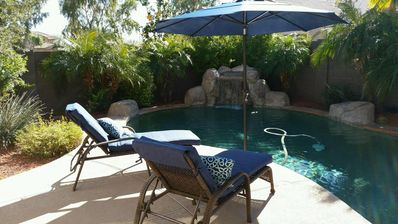 Photo for Private Heated Pool!
