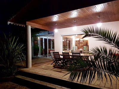 Photo for Luxury villa, lighthouse area, private Jacuzzi, near beaches
