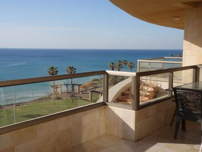 Photo for Netanya dreams luxury apt.(W15)