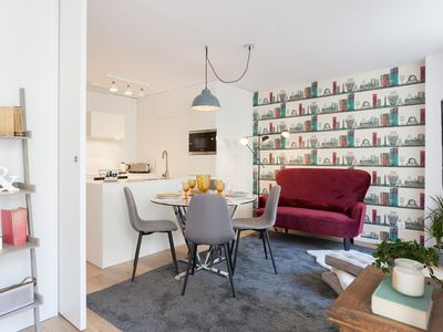 Photo for Letters-inspired apartment in Lisbon by Cozzy Homes
