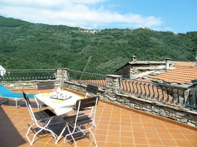 Photo for 2 bedroom Apartment, sleeps 6 in Caramagna Ligure with WiFi