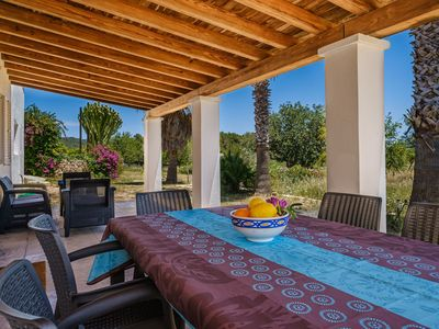 Photo for Rural Villa with Garden, Terrace, Air Conditioning & Wi-Fi; Parking Available