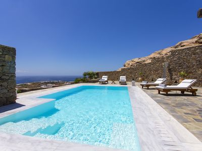 Photo for Elia Sea View Luxury Villa