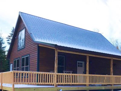 Photo for 3BR Cabin Vacation Rental in Bloomingdale, New York