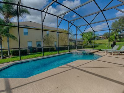 Photo for Largest 5 bedroom rental in Emerald Island Resort near Disney World (3 mi to Disney)