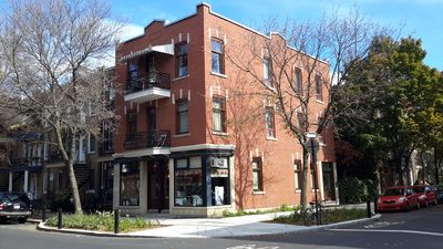 Montreal Plateau Mont Royal: apartments - 5 rooms - 4/6 ...