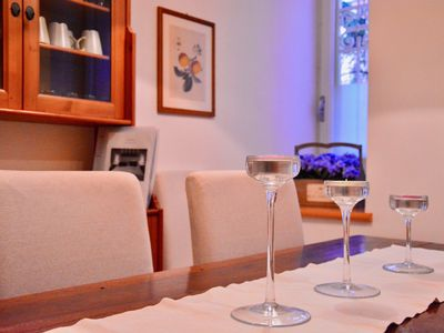 Photo for Charming And Quiet Apartment In Trastevere Area - A/C, WiFi free internet